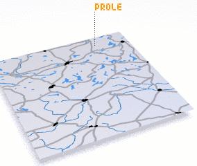 3d view of Próle