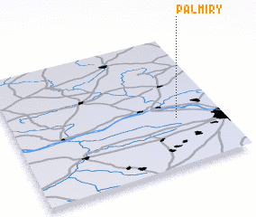 3d view of Palmiry