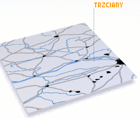 3d view of Trzciany