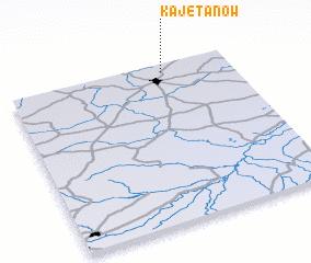3d view of Kajetanów