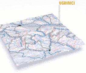 3d view of Ugrinići