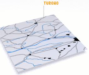 3d view of Turowo