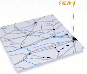3d view of Przypki