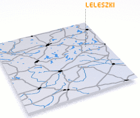 3d view of Leleszki