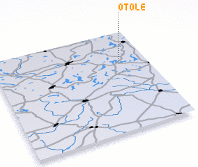 3d view of Otole