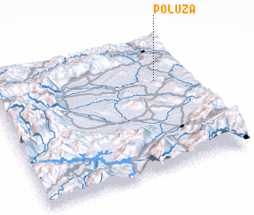 3d view of Poluža