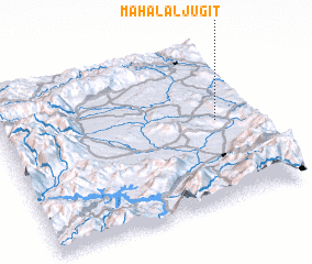 3d view of Mahala Ljugit