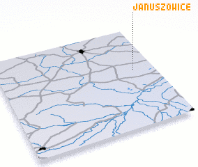 3d view of Januszowice
