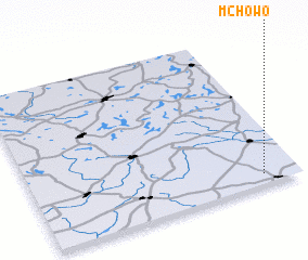 3d view of Mchowo