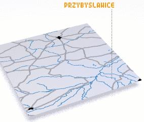 3d view of Przybysławice