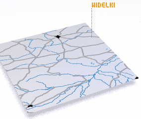3d view of Widełki