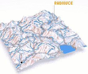 3d view of Radiovce