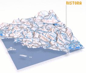 3d view of Nístora