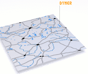 3d view of Dymer