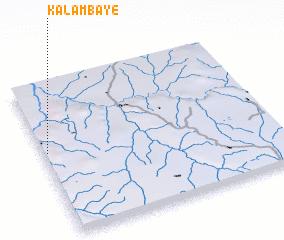 3d view of Kalambaye