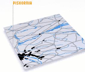 3d view of Piskornia