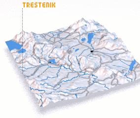 3d view of Trestenik