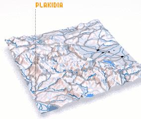 3d view of Plakídia