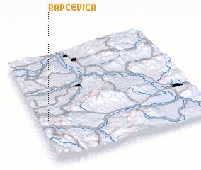 3d view of Rapčevica
