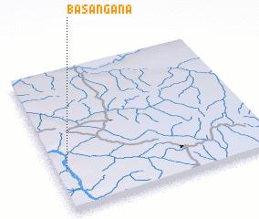 3d view of Basangana