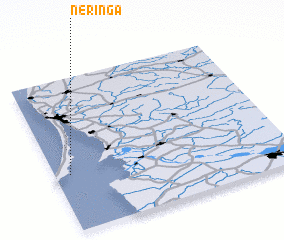 3d view of Neringa