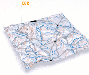 3d view of Cer