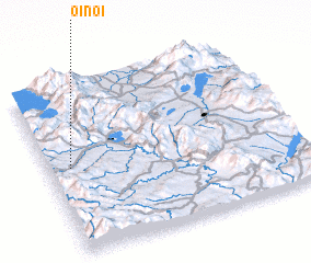 3d view of Oinói