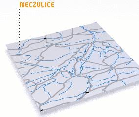 3d view of Nieczulice