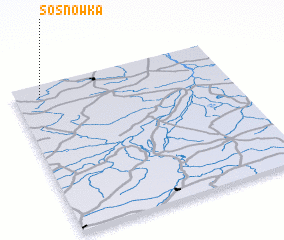 3d view of Sosnówka