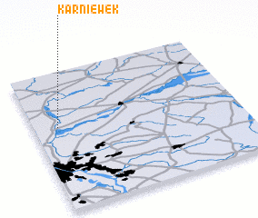 3d view of Karniewek