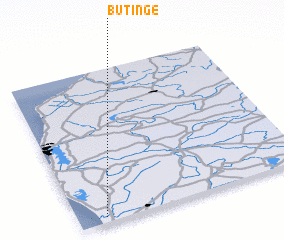 3d view of Būtingė