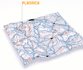 3d view of Plasnica