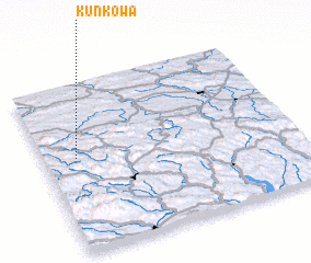3d view of Kunkowa