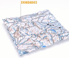 3d view of Skiadádes