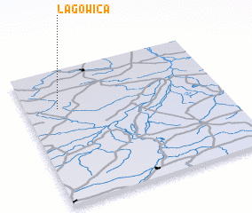 3d view of Łagowica