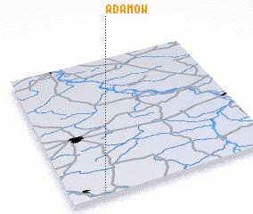 3d view of Adamów