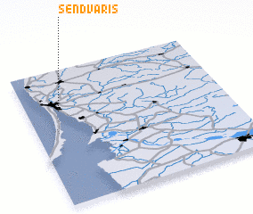 3d view of Sendvaris