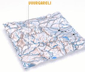 3d view of Vourgaréli