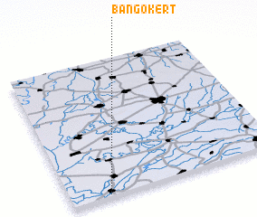 3d view of Bangókert