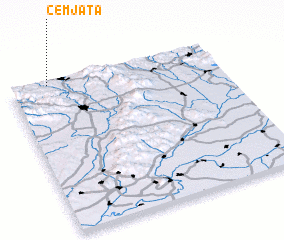 3d view of Cemjata