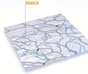 3d view of Nowica