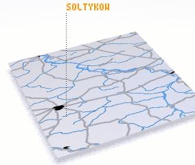 3d view of Sołtyków