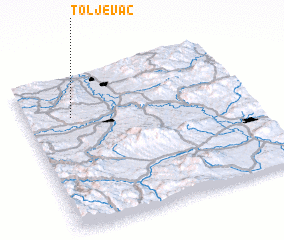 3d view of Toljevac