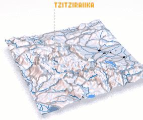 3d view of Tzitziraíïka