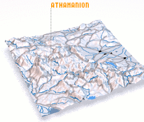 3d view of Athamánion