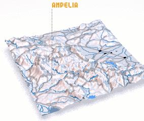 3d view of Ampélia