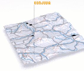 3d view of Konjuva