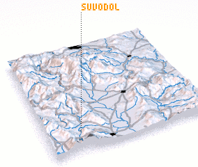 3d view of Suvodol