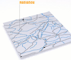 3d view of Marianów