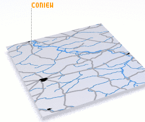 3d view of Coniew